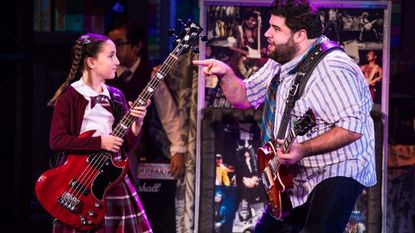 'School of Rock' gives upbeat lessons on growing up, finding your voice