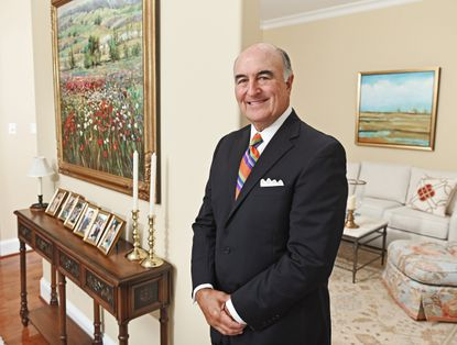 R. Michael Gill, former Md. Secretary of Commerce and current Chairman of Evergreen Advisors, is a 2021 inductee into The Baltimore Sun's Business and Civic Hall of Fame.
