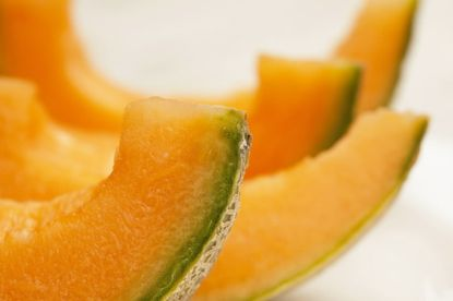 Cantaloupe is one of the foods that has been recalled for safety reasons in the last couple of years.
