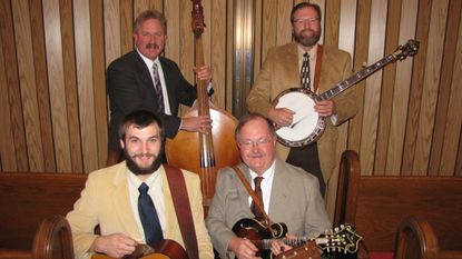 The Iron Ridge Bluegrass Band will play in the Saturday Night Bluegrass session on Feb. 2 at the Zion United Methodist Church. The popular series returns on Jan. 2 and runs the first Saturday of the month through at least April.