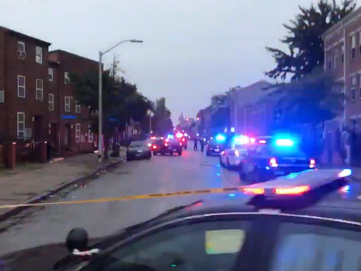 Spate of violence continues in Baltimore, with September ending as