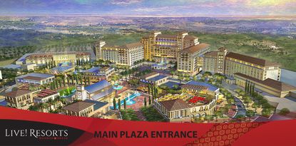 Cordish plans $2.2 billion hotel and entertainment district in Spain