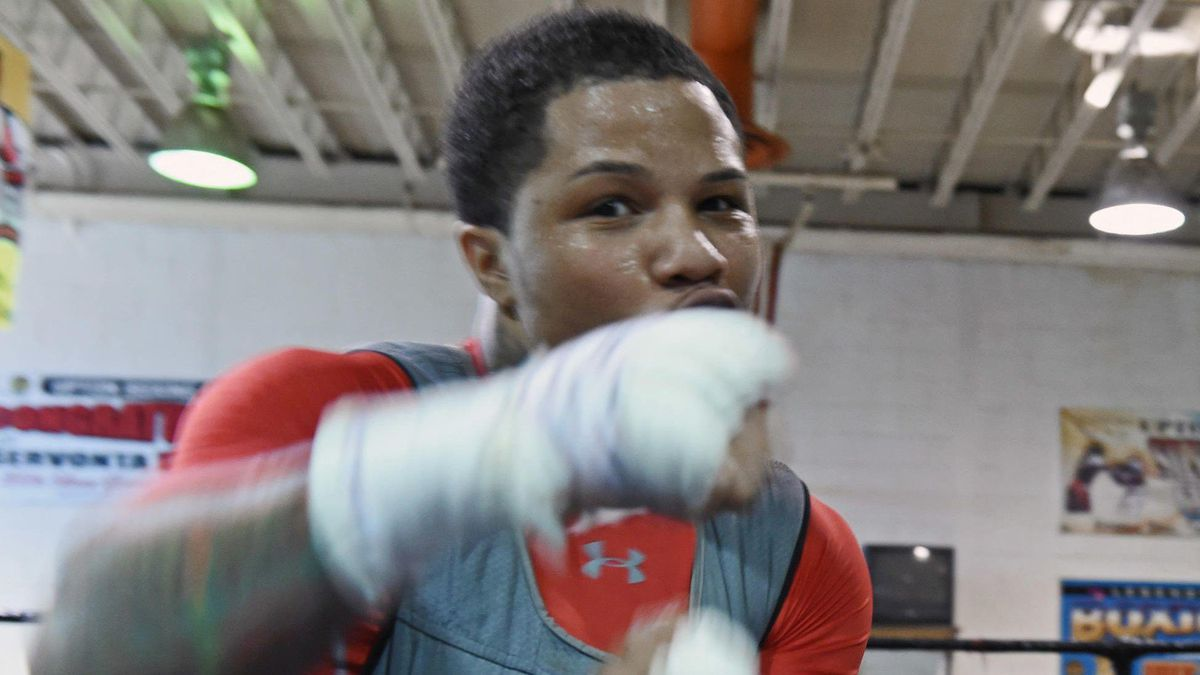 After A Rocky Eight Months Baltimore Boxer Gervonta Davis Fights To Get Back On Track Baltimore Sun