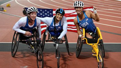 McFadden sisters share podium at international event for first time in Team USA sweep