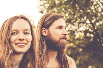 Wife-and-husband Baltimore duo the Great American Canyon Band play Saturday night at the North Lot.