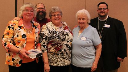 Religion briefs: Top of the Hill Group, Kay Felder win Lay ministry awards