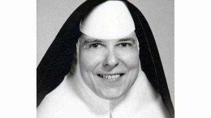 Sister Mary Michelle Carroll was the first principal of Mery High School and had also served as assistant provincial of the Baltimore Province of the Sisters of Mercy.