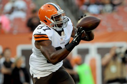 The Ravens signed former Cleveland Browns practice squad tight end Emmanuel Ogbuehi to their practice squad on Wednesday.