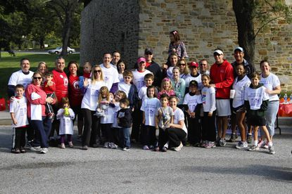 """The """"Addielicious Team"""" from 2012's Abilities Network 2012 Walkabout Abilities event."""