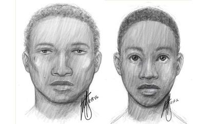 Baltimore police are seeking information about the suspects fitting these descriptions in connection with a sexual assault that took place in the city.