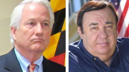 State Insurance Commissioner Al Redmer, left, and state Del. Pat McDonough are expected to vie for the GOP nomination for Baltimore County executive in 2018.
