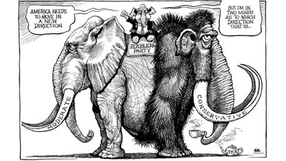 After John Boehner, whither the GOP?