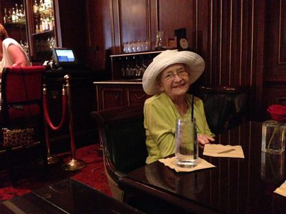 Mary Louise Bowman was a retired teacher at Cathedral of Mary Our Queen School and a gardener.
