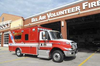 """The upcoming """"Team Carolyn"""" blood drive is scheduled for 1 to 7 p.m. Tuesday at the Bel Air Volunteer Fire Company's main firehouse on South Hickory Avenue."""