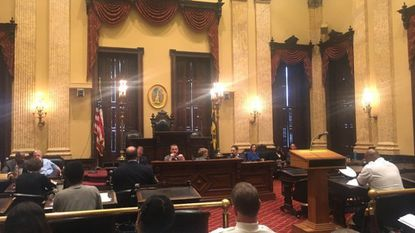 The Baltimore City Council voted unanimously to create a fund to provide public financing for local campaigns.