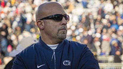 Penn State's James Franklin: USC rumor stems from 'crazy, mad time of year'