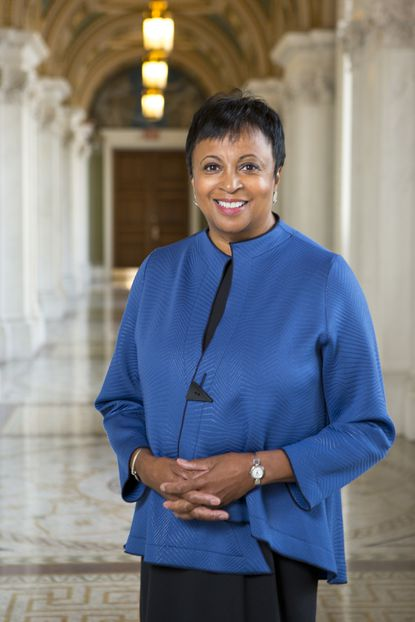 The 14th Librarian of Congress, Carla Hayden, is a 2020 inductee into The Baltimore Sun's Business and Civic Hall of Fame.