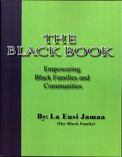 """The Black Book"""