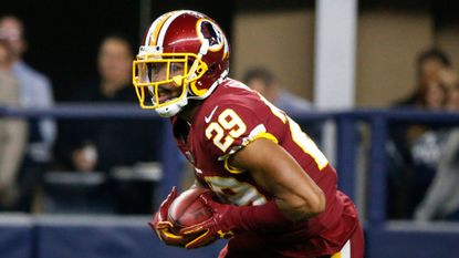 Cornerback Kendall Fuller was drafted by the Redskins in the third round in 2016.