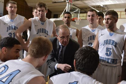Longtime Johns Hopkins men's basketball coach Bill Nelson to retire