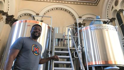 In Baltimore, turning an abandoned church into the 'Ministry of Brewing'