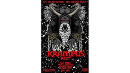 Saturday: Krampus Fest