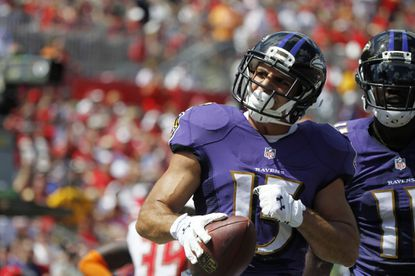 Michael Campanaro hasn't practiced or played since getting hurt against the Bengals.