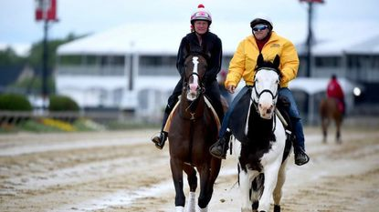 Union workers at Pimlico Race Course avert strike before Preakness by ratifying contract with pay raise