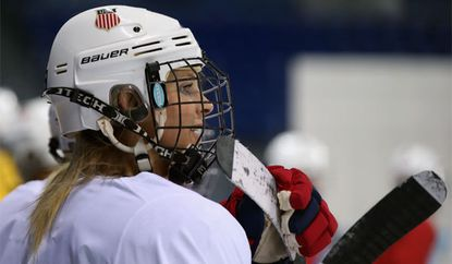 Olympics: Amanda Kessel gets back up to speed for U.S. women's hockey