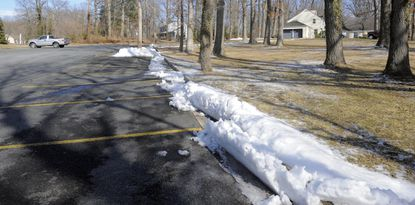 Maryland Presbyterian Church has been active in helping to reduce stormwater runoff.