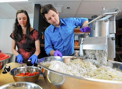 Meaghan and Shane Carpenter of Hex Ferments