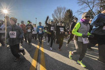 Families set to give while they run in Turkey Trot