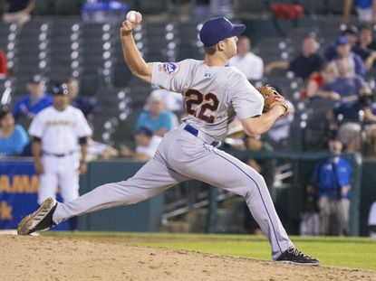 Catonsville High School graduate Adam Kolarek was signed by the Baltimore Orioles on Tuesday, Oct. 27. The former Binghamton Mets reliever's best season in the minors was 2103 when he posted a 1.71 earned run average and earned a promotion to Triple-A Las Vegas.