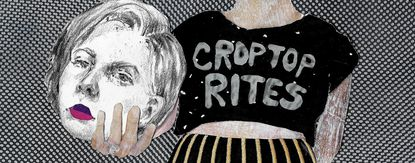 Crop Top Rites: On the ethics of political art
