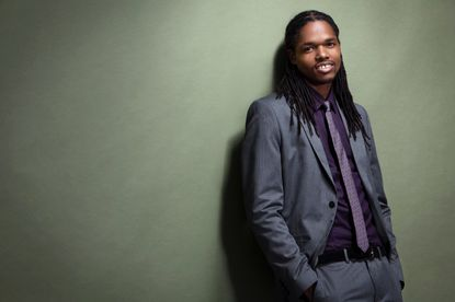"West Virginia singer and ""America's Got Talent"" winner Landau Eugene Murphy Jr. performs at Baltimore Soundstage on Friday."