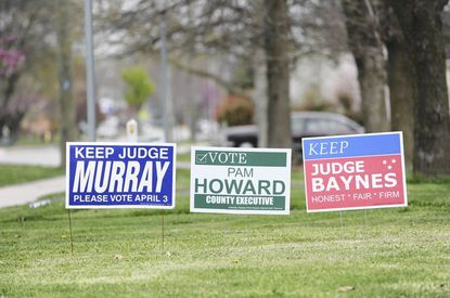 Cecil voters pick first county executive, county council nominees