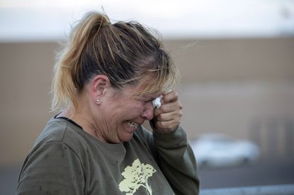 Edie Hallberg's mother, Angelina Silva Englisbee, was one of the 22 killed.