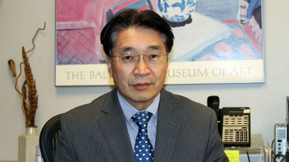 Eung-Kwon Pae, associate professor and chair of the department of orthodontics and pediatrics at the University of Maryland School of Dentistry.