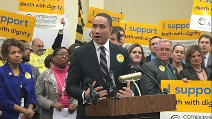 Supporters of medically assisted suicide in Maryland say new legislators, sponsor increase bill's chances this year