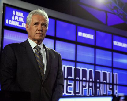 """""""Jeopardy!"""" contestant Thomas Lynn, a retired teacher at Boys' Latin School, plans to hold court at Zen West restaurant for a viewing party of the game show on Monday."""