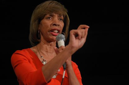 """I want to be real clear that I don't do negative campaigning and have asked anyone who is doing negative campaigning ... Do Not Use My Name,""  mayoral candidate Catherine E. Pugh wrote on Facebook."
