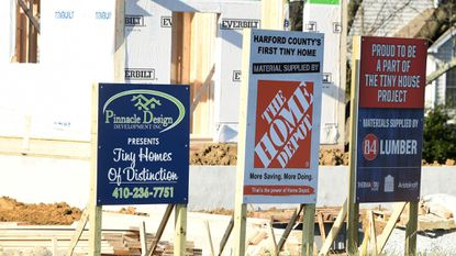 Whether it's tiny houses, traditional houses or multi-family dwellings, more residential development is coming to Harford County, officials say.