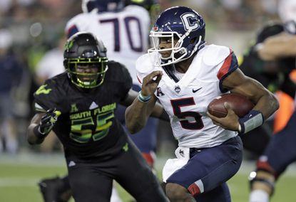 Former Oakland Mills, UConn football star David Pindell still chasing NFL dream