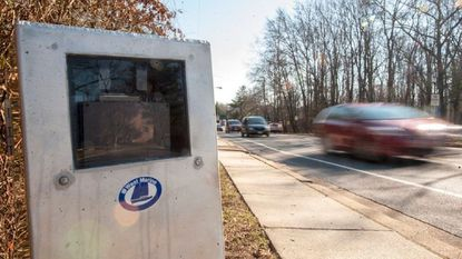 Baltimore County installing speed camera near Westowne Elementary School
