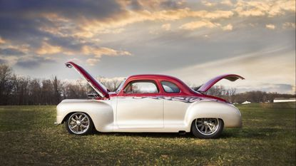 The 8th Annual Romancing the Chrome car show, featuring more than 250 classic cars and hotrods, has been postponed until April 20. It will take placed from 10 a.m. to 4 p.m. at Jarrett's Field, 3719 Norrisville Road in Jarrettsville, across from the Jarrettsville Library.