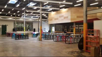 Union Craft Brewing's new taproom opens tonight