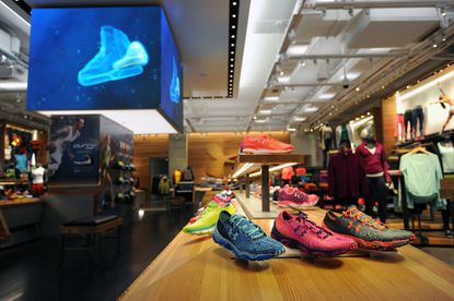 Under Armour's vision for future manufacturing: make local for local