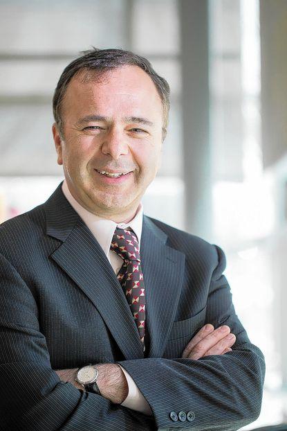 Neurologist Majid Fotuhi, M.D.