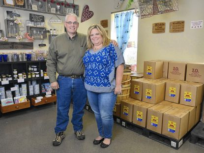 Roles with spice company season life for Carroll couple