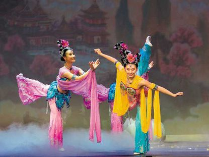 Shen Yun, a celebration of Chinese history and culture, comes to the Hippodrome Jan. 31-Feb. 2.